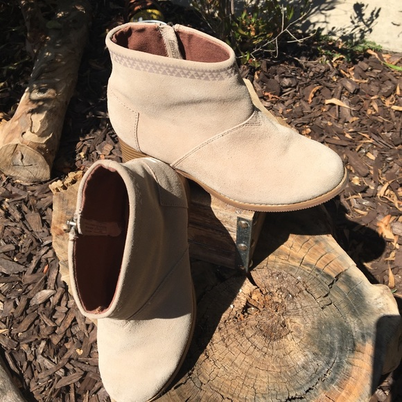 Toms Other - Girl's Booties by Toms